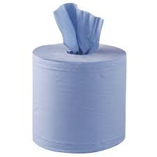 Blue Centrefeed 2ply 6 x 150m