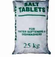 Salt Tablets 25kg