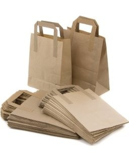 Takeaway Bags Medium x250