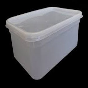 2ltr Container and Lid
