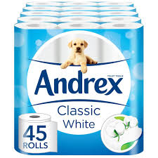 Andrex 5 x 12/9 Roll