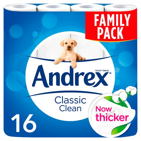 Andrex 3 x 16 roll