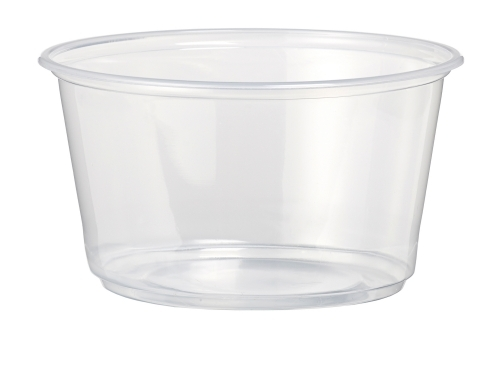 Dispolite 12oz Microwaveable Deli Container x50