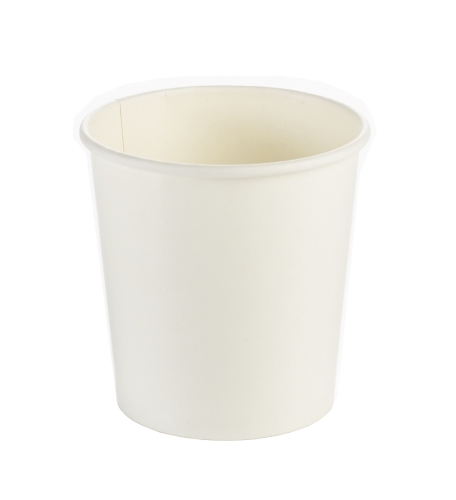 Dispo White Soup Containers 12oz x50
