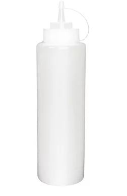 Clear Squeezy Dispenser 12oz