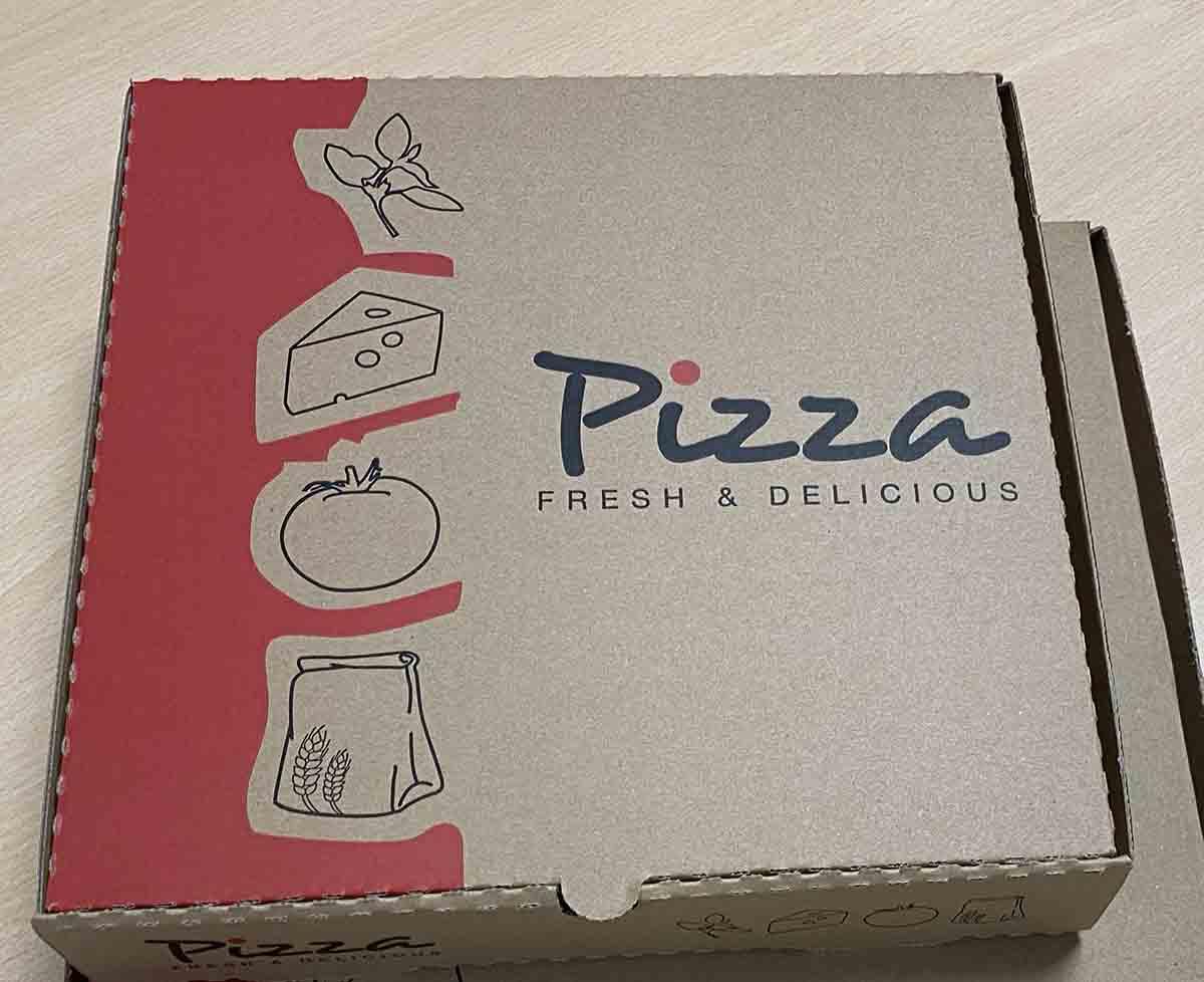 Pizza Box 12 x 100