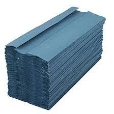 Blue C Fold Hand Towels 2 Ply x 2400