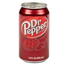 Dr Pepper Cans 24 x 330ml