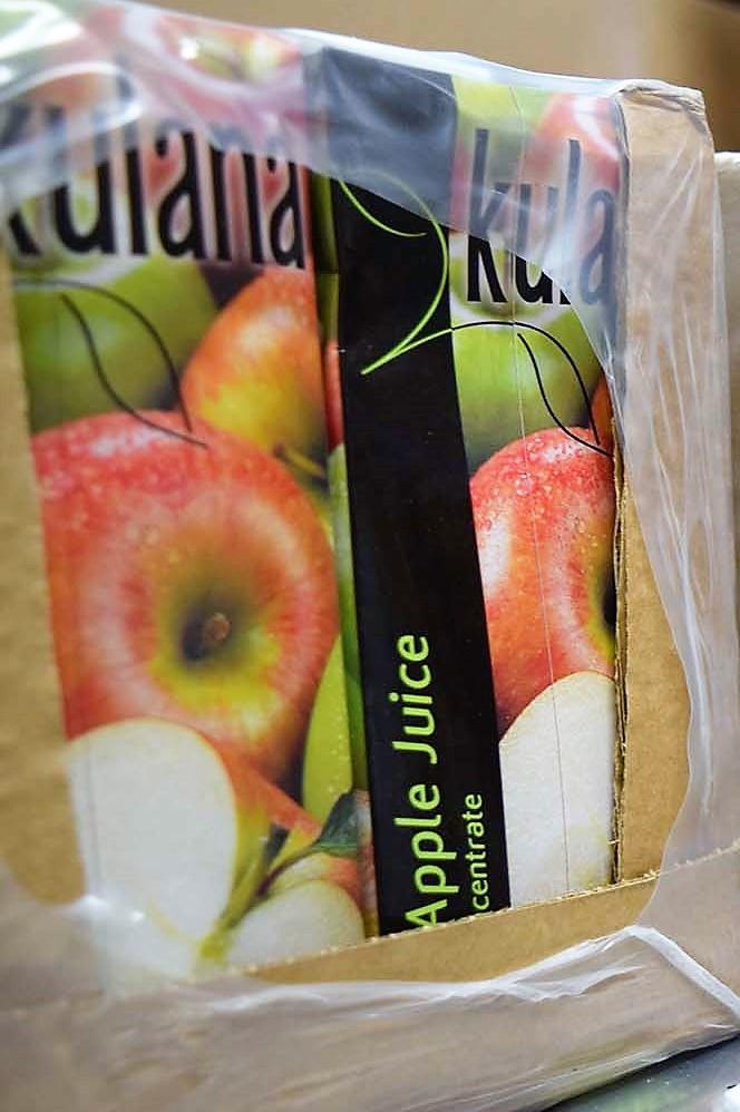 Apple Juice 12 x ltr