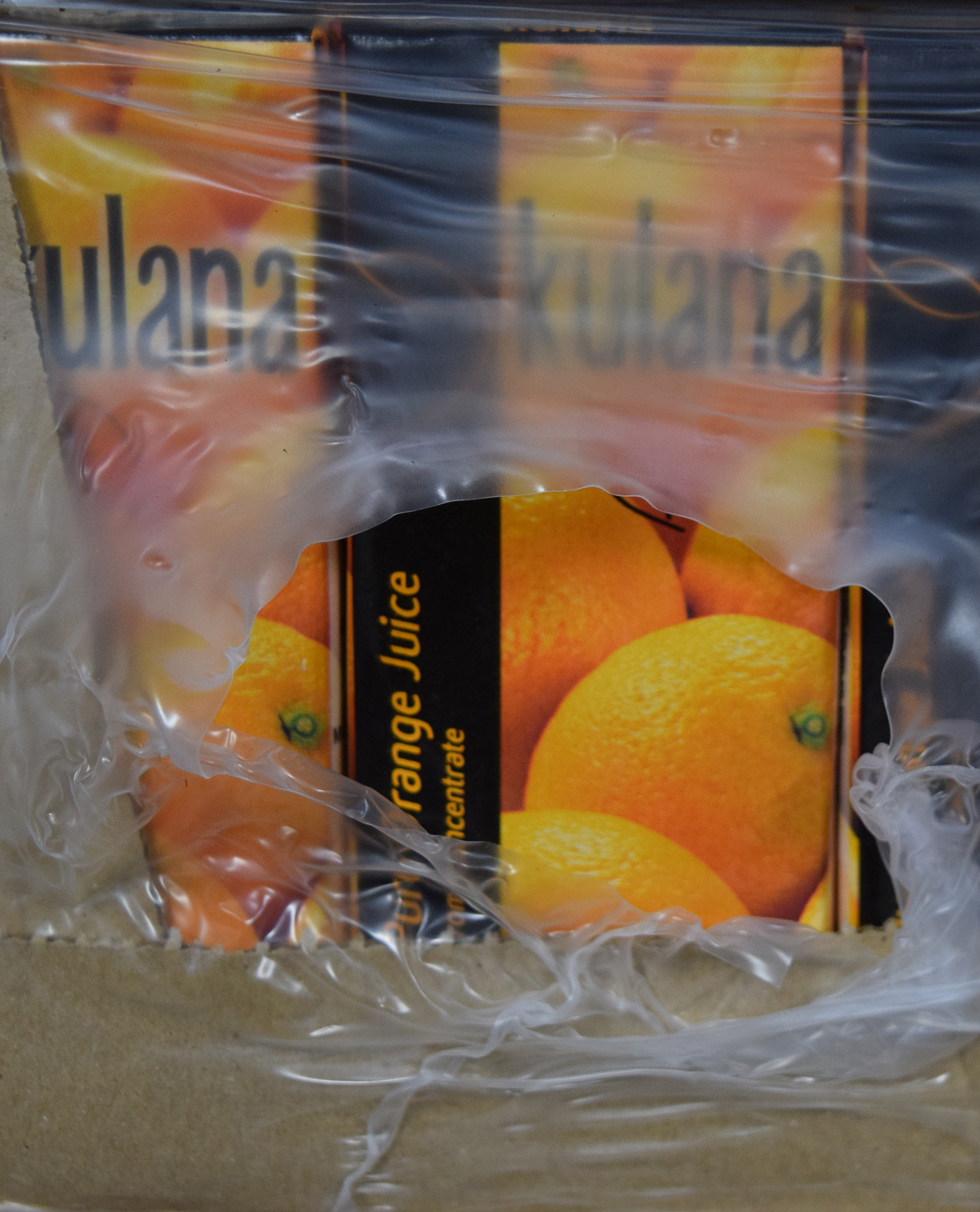 Orange Juice Cartons 27 x 200ml