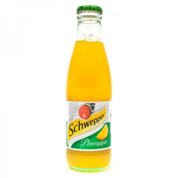Schweppes Pineapple Juice 24 x 125ml