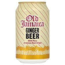 Old Jamaica Ginger Beer Cans 24 x 330ml