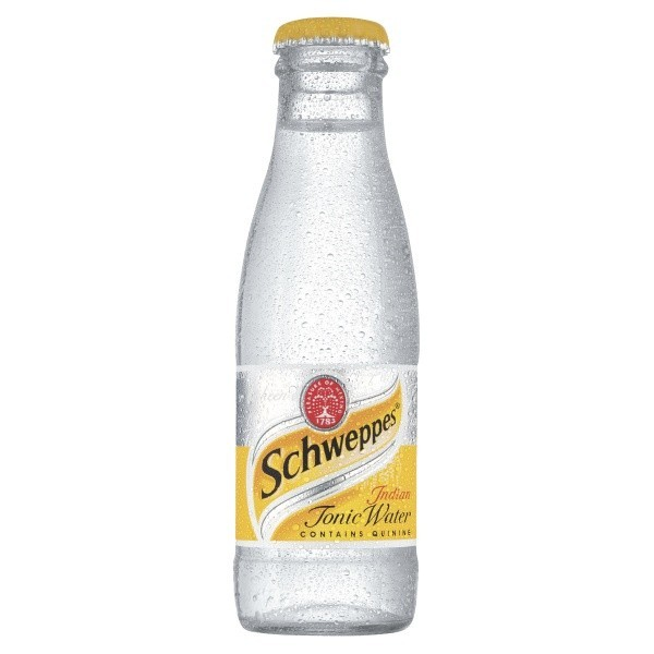 Schweppes Tonic Water 24 x 125ml