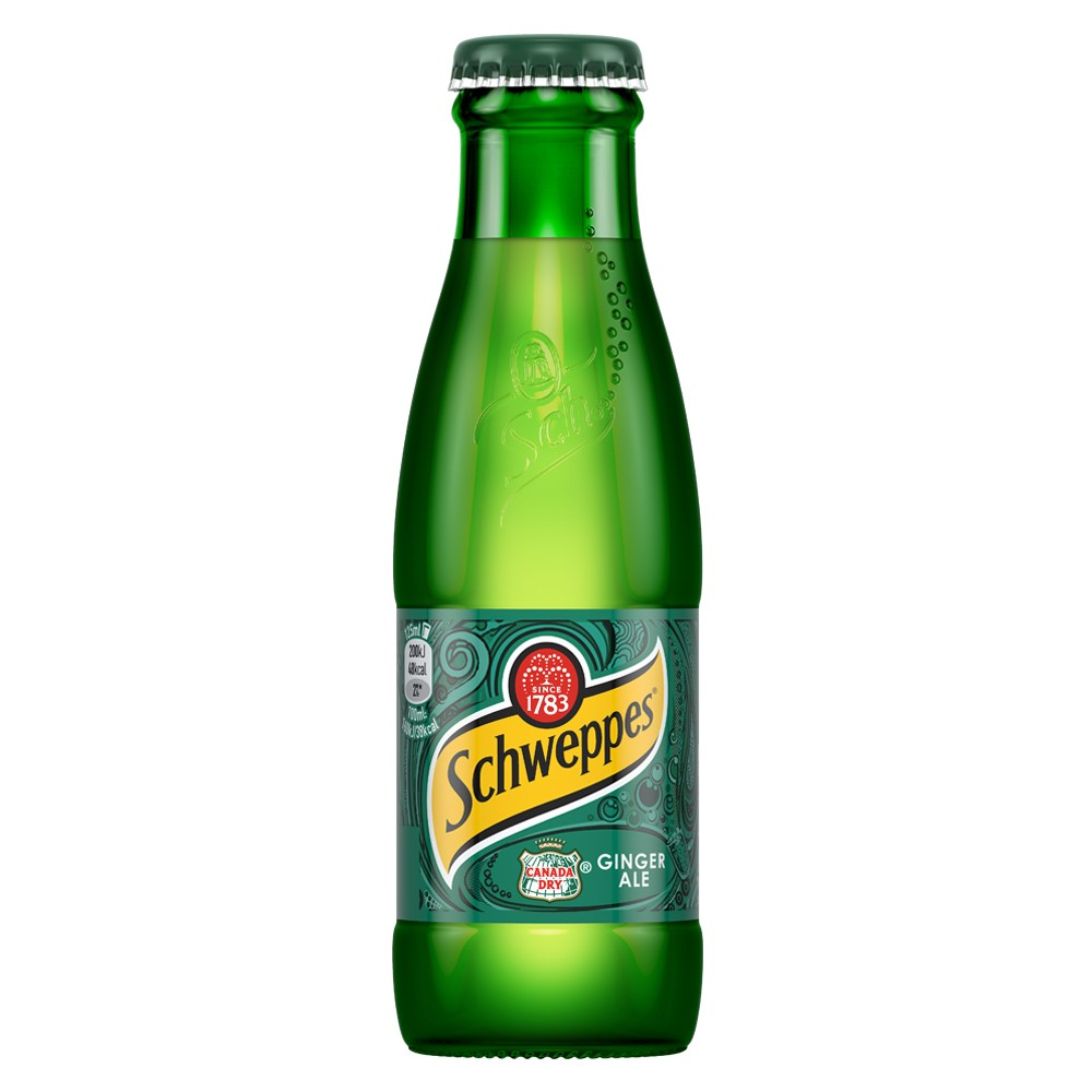 Canada Dry Ginger 24 x 125ml