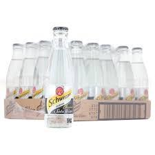 Schweppes Soda Water 24 x 200ml