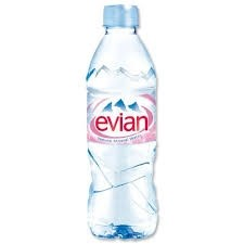 Evian Water 24 x 500ml