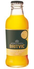 Britvic Orange Juice 24 x 200ml