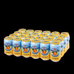 San Pellegrino Orange Cans 24 x 330ml