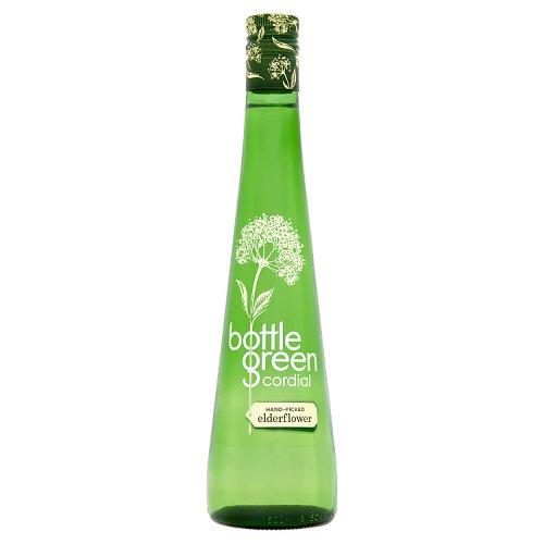 Bottle Green Elderflower Cordial 6 x 500ml