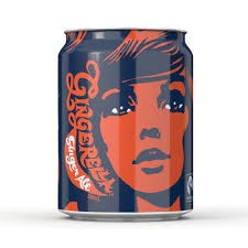 Gingerella Ginger Ale Cans 24 x 250ml