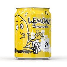 Lemony Lemonade Cans 24 x 250ml