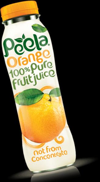 Juice Press Orange Juice PET 24 x 330ml
