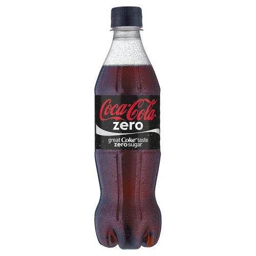 Coke Zero 24 x 500ml
