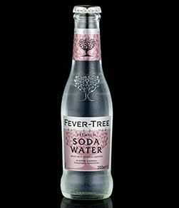 Fever Tree Soda 24 x 200ml