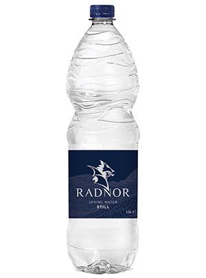 Radnor Hills Still Spring Water 12 x 1.5ltr