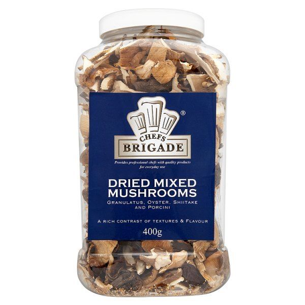 Chefs Brigade Mixed Mushrooms 400g