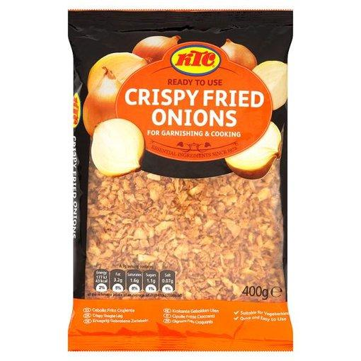 KTC Crispy Fried Onions 400g