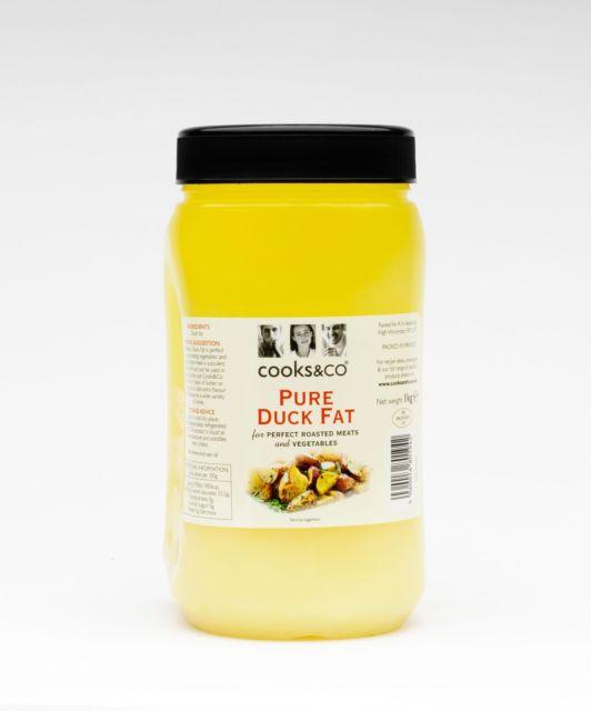 Duck Fat 1kg