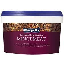 Margetts Mincemeat 3kg