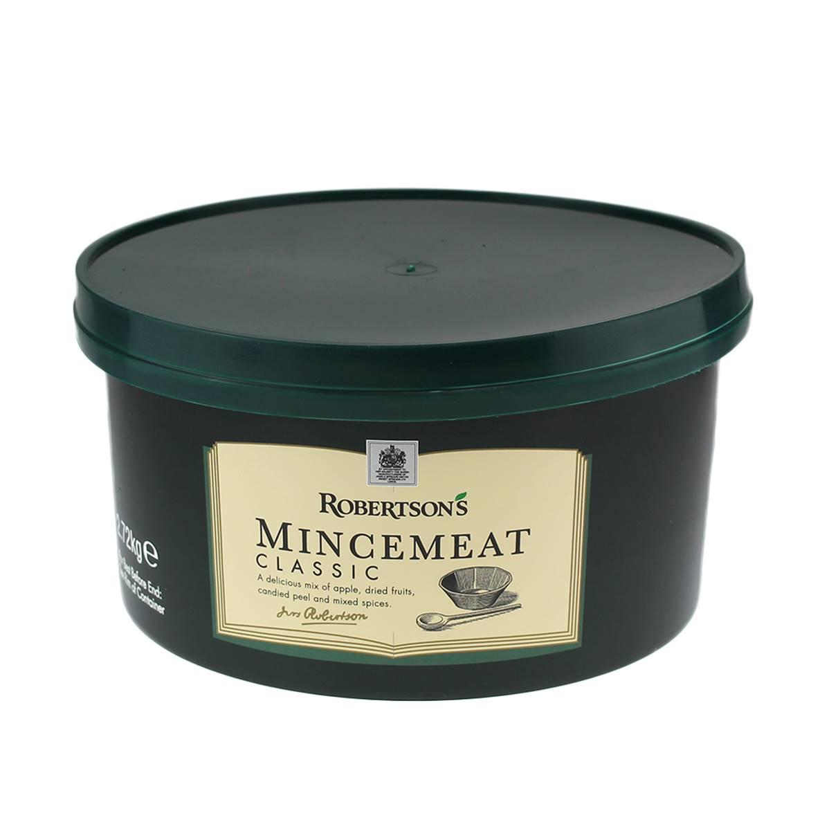 Robertsons Mincemeat 2.72kg
