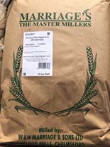 Marriages Strong Stoneground Wholemeal Flour 16kg