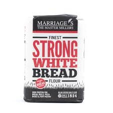 Marriages Strong White Flour 1.5kg