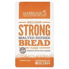 Marriages Seeded Malted Bread Flour 1kg