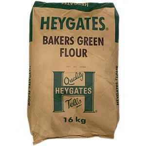 Bakers Green Label Bread Flour 16kg