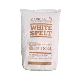 Marriages White Spelt Flour 16kg