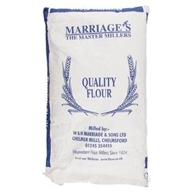 Marriages Moulsham Seeded Bread Flour 16kg