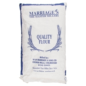 Marriages Moulsham Seeded Bread Flour 16kg