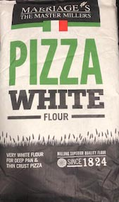 Marriages Italian Pizza Flour 16kg