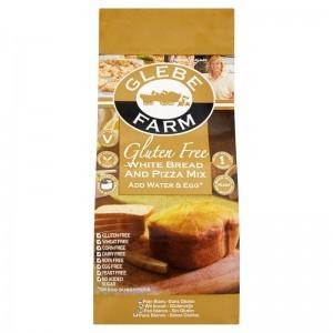 Gluten Free White Bread Mix 375g