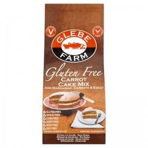 Gluten Free Carrot Cake Mix 300g