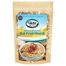 Gluten Free Oat Fruit Muesli 400g