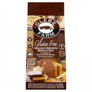 Gluten Free Seeded Brown Bread Mix 375g
