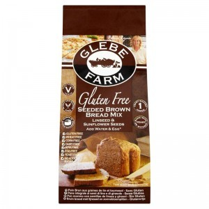 Gluten Free Seeded Brown Bread Mix 375g