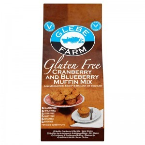 Gluten Free Blueberry & Cranberry Muffin Mix 300g
