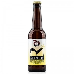 Gluten Free Elderflower Cider 330ml