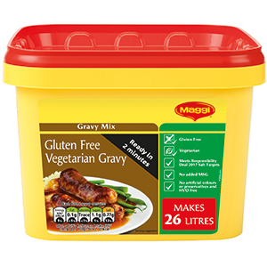 Maggi Vegetable Gravy Mix 1.7kg